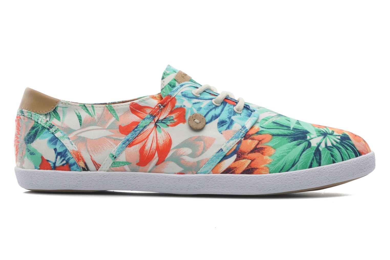 Sneakers Faguo Cypress Multicolor achterkant