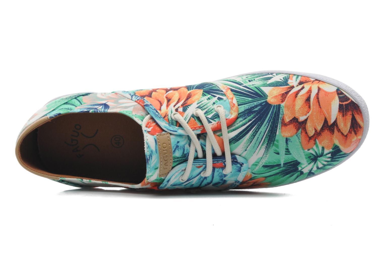 Sneakers Faguo Cypress Multicolor links