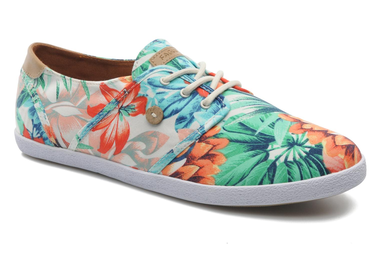 Sneakers Faguo Cypress Multicolor detail