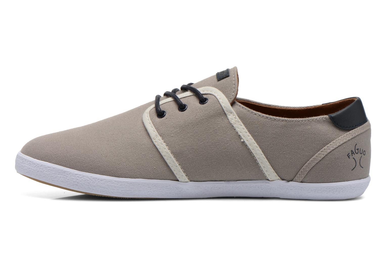 Sneaker Faguo Cypress grau ansicht von vorne
