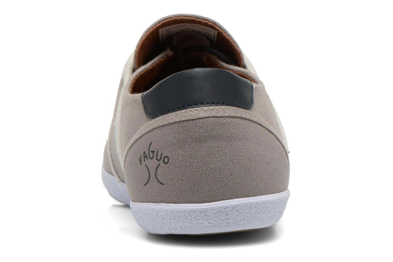 Sneaker Faguo Cypress grau ansicht von rechts