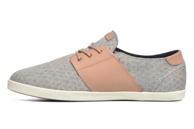 Sneakers Faguo Cypress Grijs voorkant