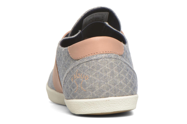 Sneakers Faguo Cypress Grijs rechts