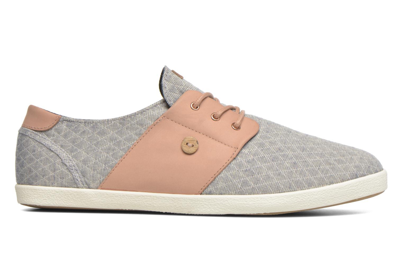 Sneaker Faguo Cypress grau ansicht von hinten