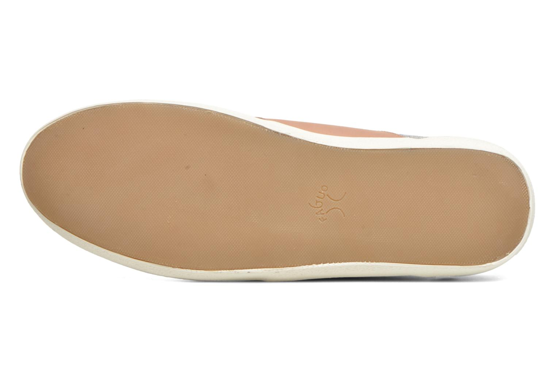 Sneakers Faguo Cypress Grijs boven