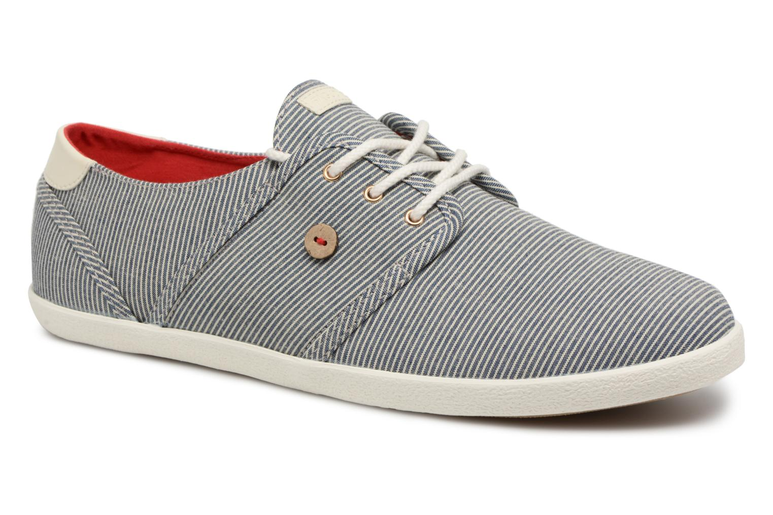 Trainers Faguo Cypress Blue detailed view/ Pair view