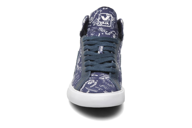Sneakers Veja Esplar Hi Top Blauw model