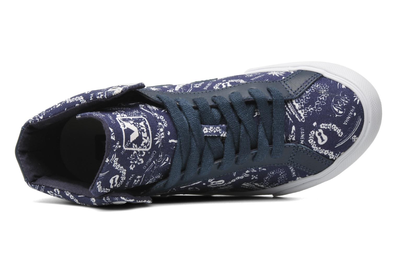 Sneakers Veja Esplar Hi Top Blauw links