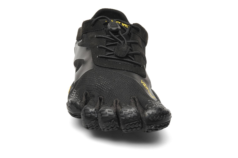 Zapatillas de deporte Vibram FiveFingers KSO-EVO Negro vista del modelo