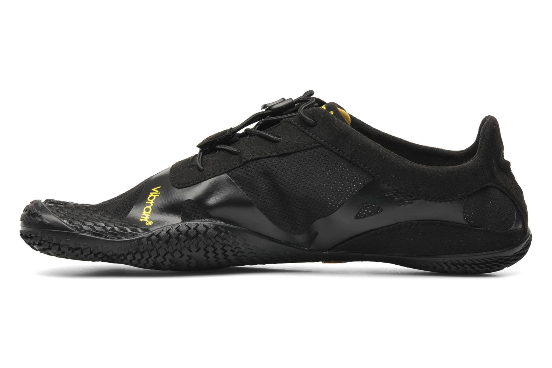 Zapatillas de deporte Vibram FiveFingers KSO-EVO Negro vista de frente