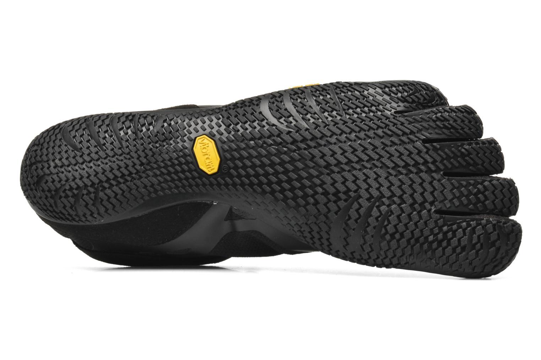 Chaussures de sport Vibram FiveFingers KSO-EVO Noir vue haut