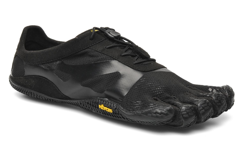 Chaussures de sport Vibram FiveFingers KSO-EVO Noir vue détail/paire