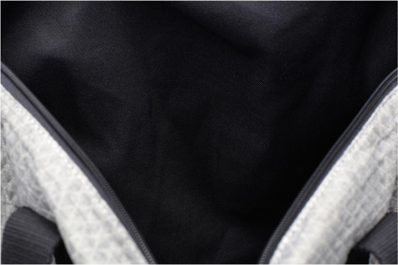 Sacs de sport Faguo Duffle Coton Gris vue derrière