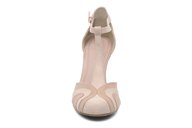 Escarpins Marco Tozzi Marushka Rose vue portées chaussures