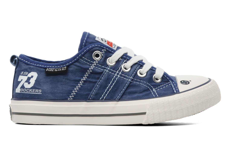 Sneaker Dockers Vivette blau ansicht von hinten