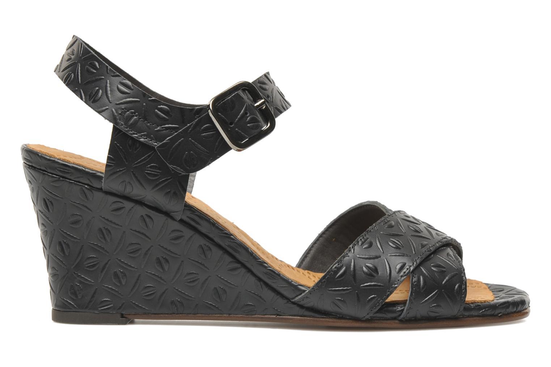 Sandalen Chie Mihara Senyorita Zwart achterkant