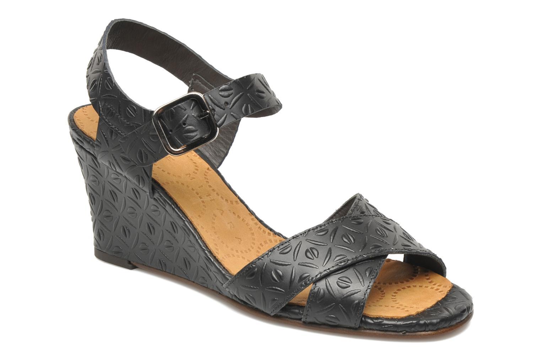Sandalen Chie Mihara Senyorita schwarz detaillierte ansicht/modell