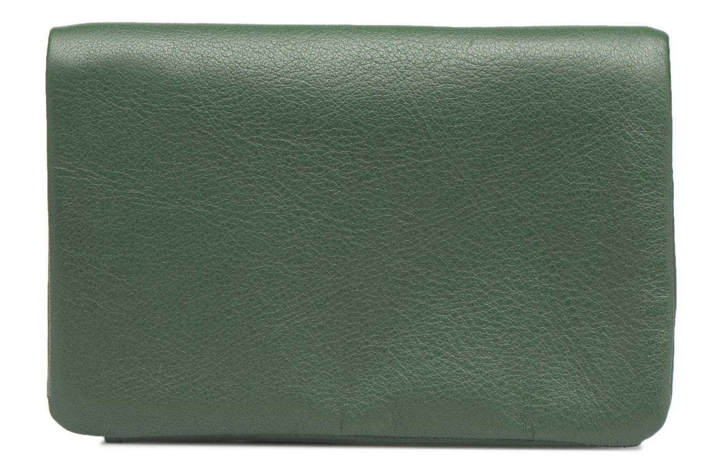 Portemonnaies & Clutches Nat & Nin Lilou grün ansicht von vorne