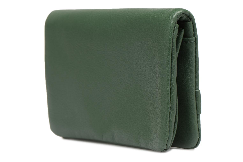 Portemonnaies & Clutches Nat & Nin Lilou grün ansicht von rechts
