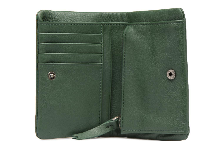 Portemonnaies & Clutches Nat & Nin Lilou grün ansicht von hinten
