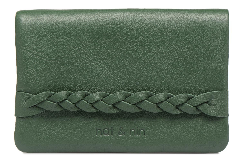 Portemonnaies & Clutches Nat & Nin Lilou grün detaillierte ansicht/modell