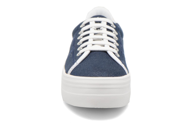 Sneakers No Name Plato Sneaker Strass Blå se skoene på