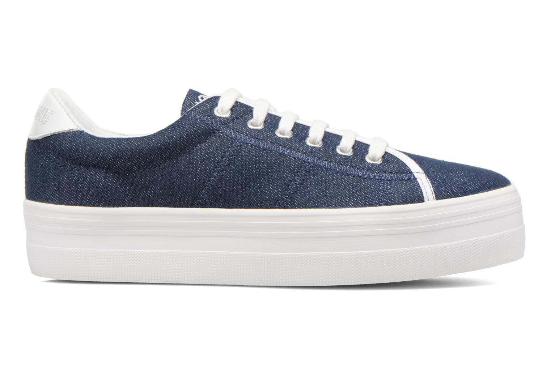 Sneakers No Name Plato Sneaker Strass Blå se bagfra
