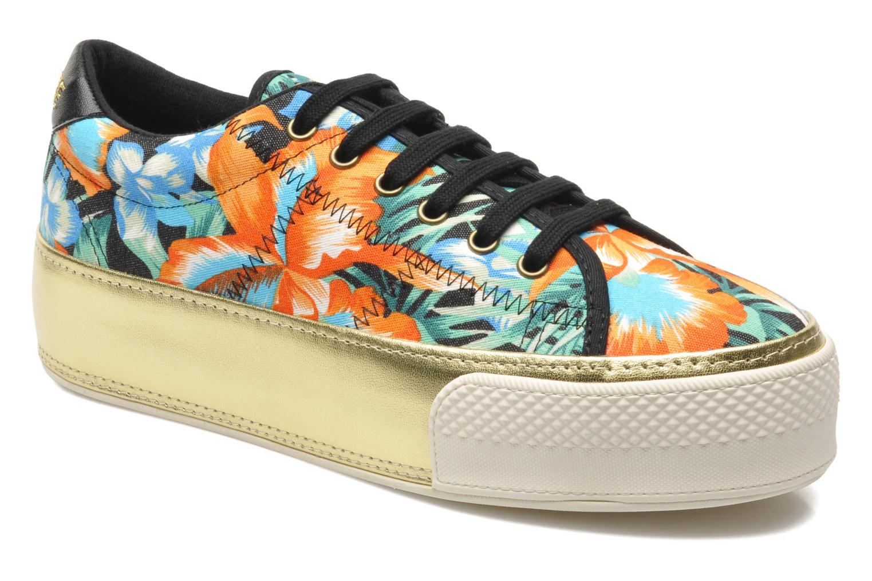 Midnight Sneaker Tropics Black gold