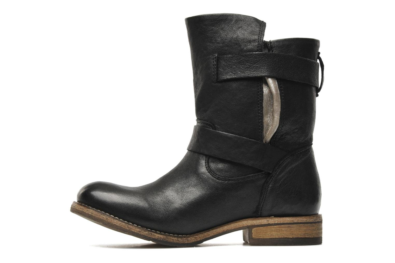 Ankle boots Koah Dune Black front view