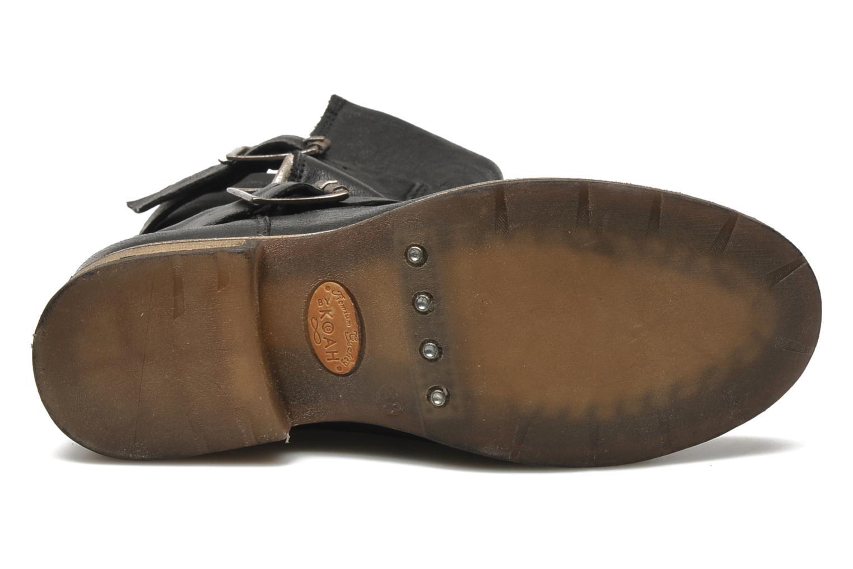 Stiefeletten & Boots Koah Dune schwarz ansicht von oben