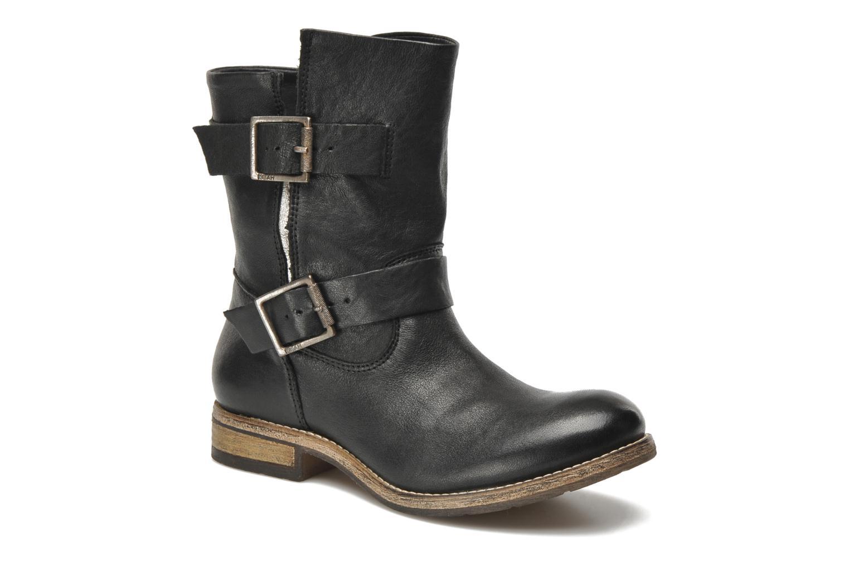 Boots en enkellaarsjes Koah Dune Zwart detail