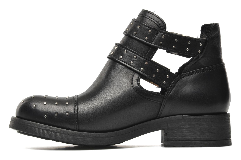 Bottines et boots Koah Nadisa Noir vue face