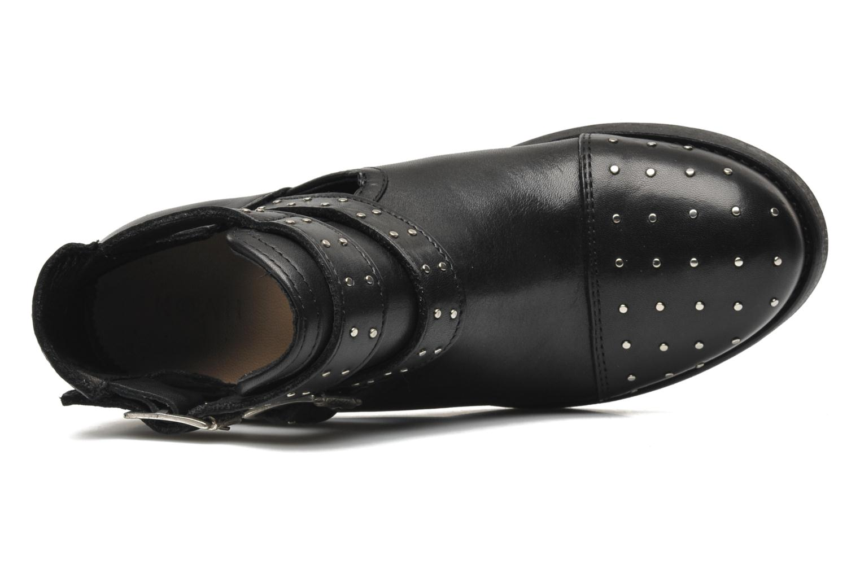 Bottines et boots Koah Nadisa Noir vue gauche