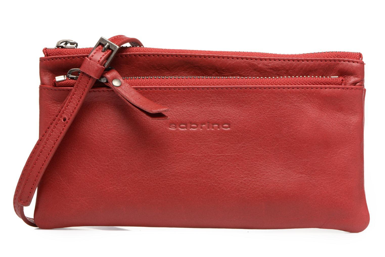 Portemonnaies & Clutches Sabrina Suri rot detaillierte ansicht/modell