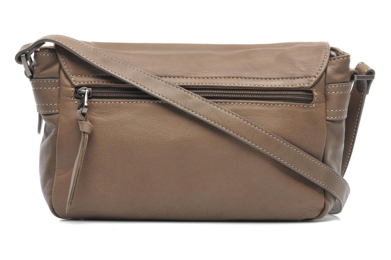 Handtaschen Sabrina Nicky grau ansicht von vorne