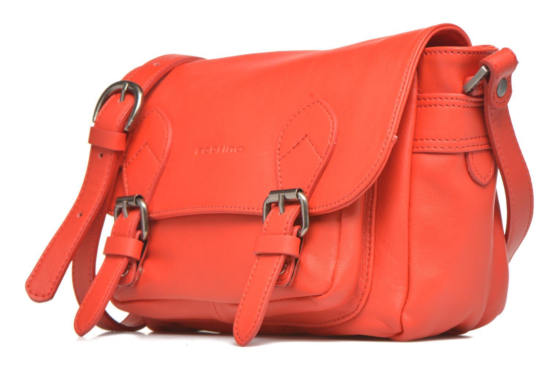 Handtassen Sabrina Nicky Rood model
