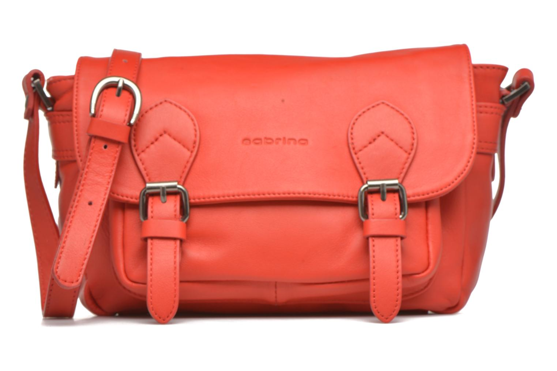 Handtassen Sabrina Nicky Rood detail