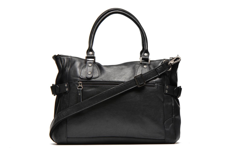 Handtaschen Sabrina Camille schwarz ansicht von vorne