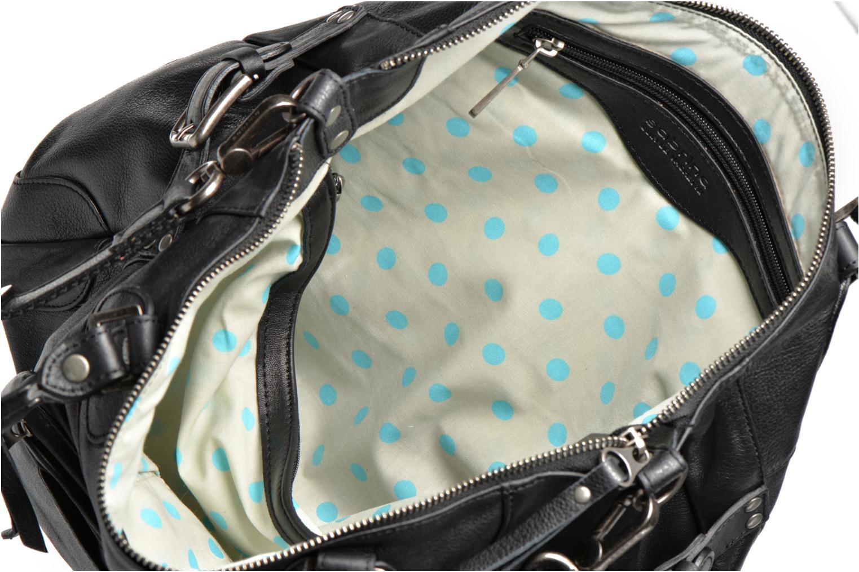 Handtaschen Sabrina Camille schwarz ansicht von hinten