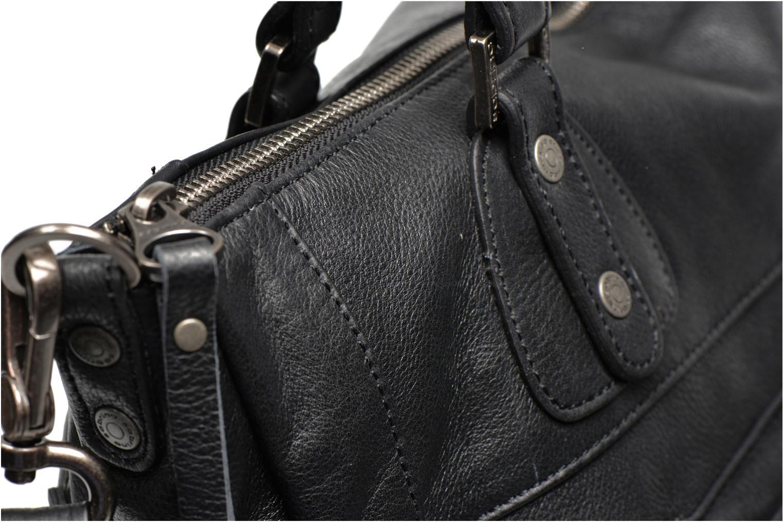 Handtaschen Sabrina Camille schwarz ansicht von links