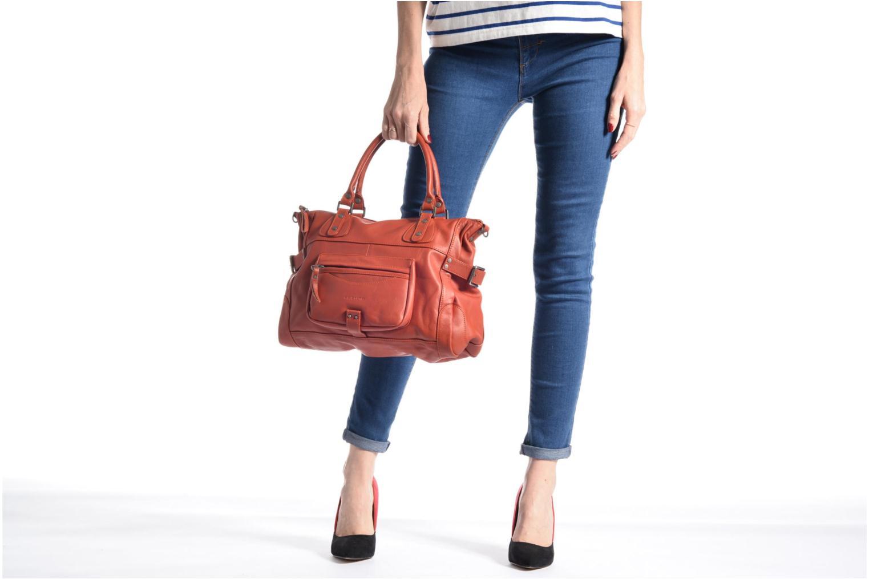 Handtaschen Sabrina Camille schwarz ansicht von oben