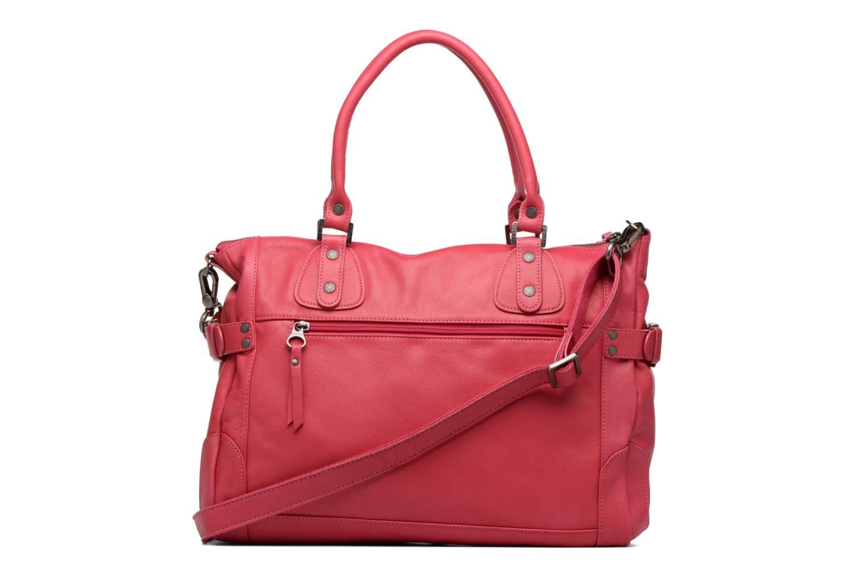 Handtaschen Sabrina Camille rosa ansicht von vorne