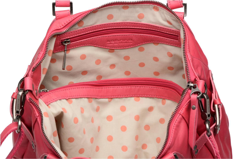 Handtaschen Sabrina Camille rosa ansicht von hinten