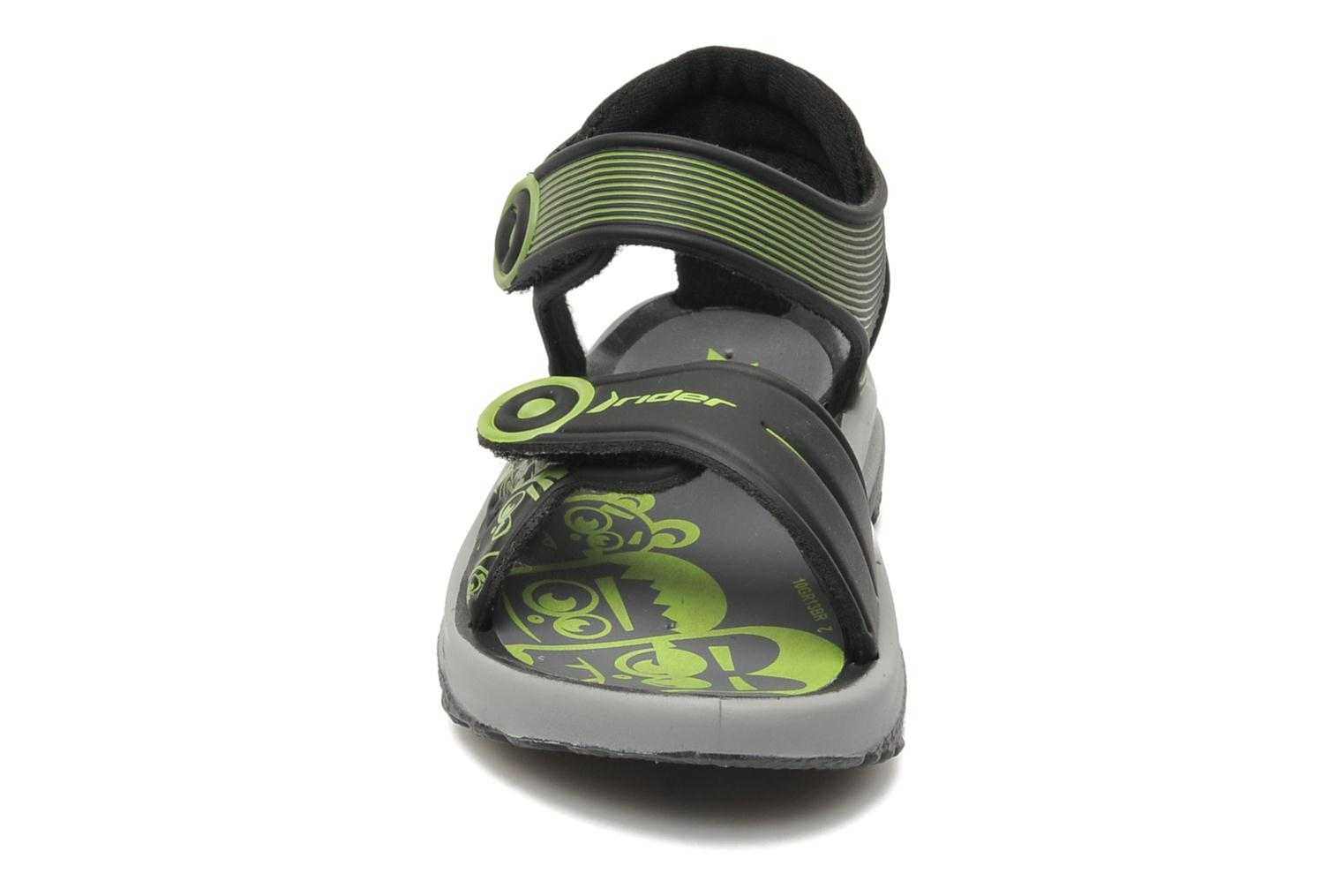 Rider K2 Twist III Baby Black Grey Green
