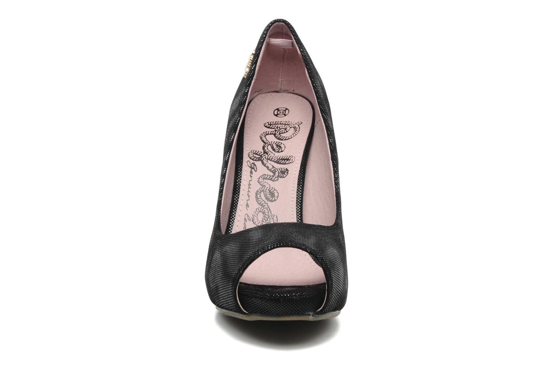 Escarpins Refresh Brunelle Noir vue portées chaussures