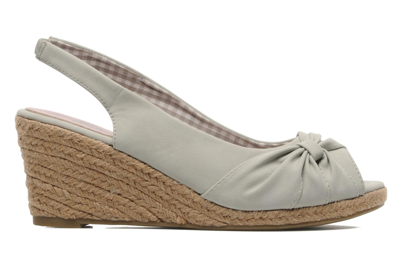 Sandalen Refresh Britt grau ansicht von hinten
