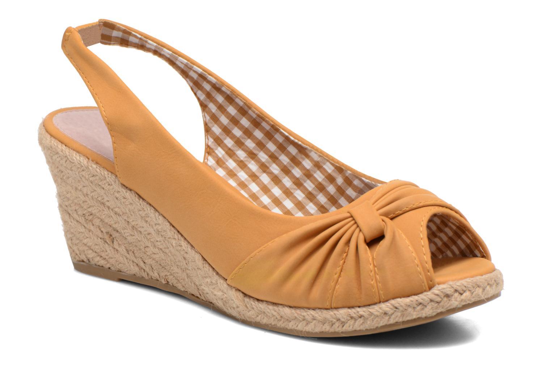 Sandalen Refresh Britt braun detaillierte ansicht/modell