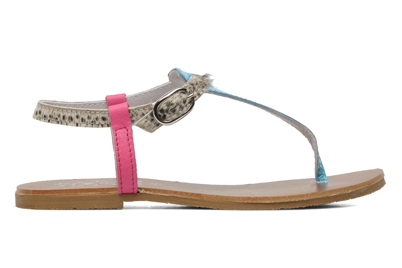 Sandals Acebo's Dandelion Multicolor back view