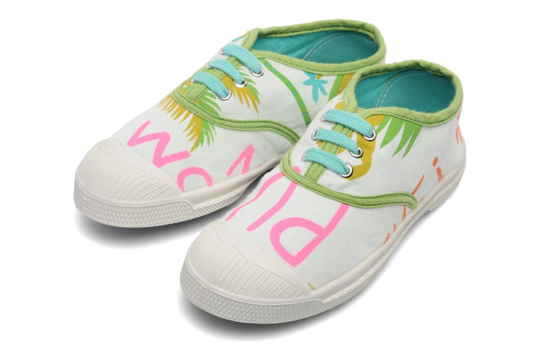 Sneakers Bensimon Tennis Aloha E Wit 3/4'