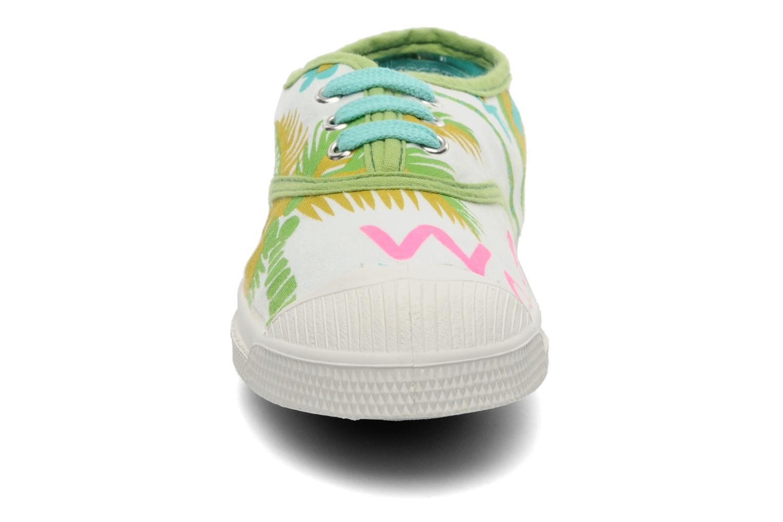 Sneaker Bensimon Tennis Aloha E weiß schuhe getragen